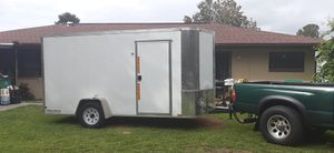 2017 enclosed trailer for Sale in Kissimmee, FL