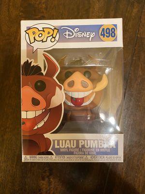 Funko Pop! Luau Pumbaa #498 Disney The Lion King for Sale in Elk Grove, CA
