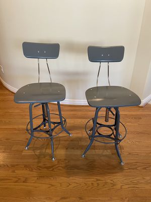 Bar stools- Restoration hardware for Sale in Issaquah, WA