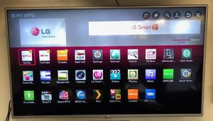 """42""""x 24""""LG Smart TV - Flat Screen HDMI Apps Television HD - Smart TV for Sale in Oceanside, CA"""