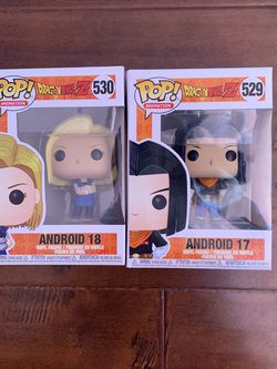 Dragon Ball Z Androids 17&18 Funko Pop Bundle for Sale in Los Angeles,  CA
