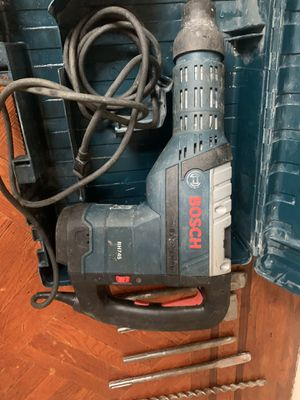 Bosch hammer drill (offers ?) for Sale in Brooklyn, NY