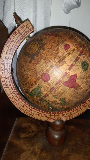 Antique globe for Sale in Cincinnati, OH