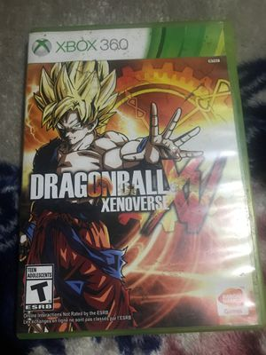 Dragon ball Xenoverse game for Sale in Paramount, CA