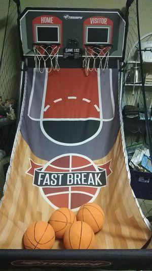 Indoor basketball hoop for Sale in Austin, TX