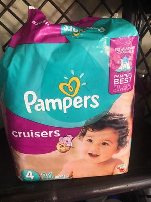 Pampers and wipes for Sale in Portland, OR