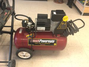Powermate compressor for Sale in Humble, TX