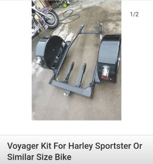 Voyager trike kit it the second to the last picture for Sale in Visalia, CA