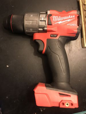 Milwaukee Fuel Hammer Drill/Driver (Tool Only) for Sale in Norco, CA