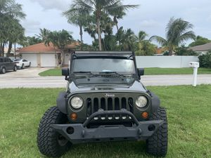 2007 Jeep Wrangler 4x4 for Sale in Miami, FL