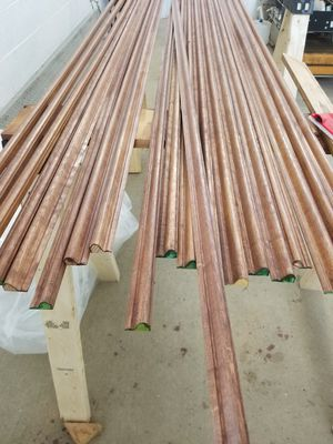 Trim and Casing - Pine with Cherry Stain for Sale in Churchville, VA
