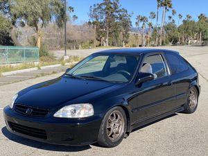 1999 Stock Honda Civic Hatchback for Sale in Loma Linda, CA