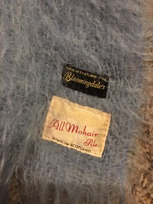 Vintage Bloomingdales Mohair scarf wrap for Sale in Milton, WA