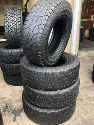 Used tires sets for Sale in Houston, TX