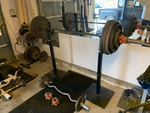 Olympic weights for Sale in Alta Loma, CA