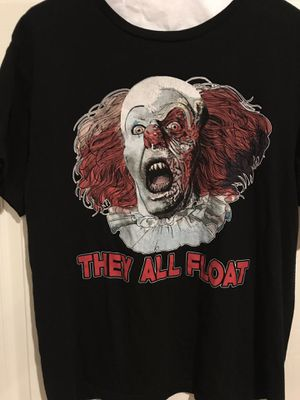 "T-shirt: Stephen King ""IT"" for Sale in Chesapeake, VA"