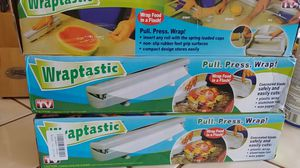 Brand new Wrap master for plastic, wax paper, and foil. for Sale in Oak Hills, CA