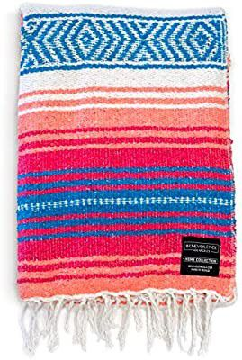 Coral Authentic Hand Woven Blanket for Sale in Los Angeles, CA