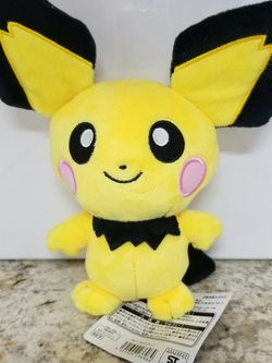 Pichu Pokemon Plush for Sale in Ceres,  CA