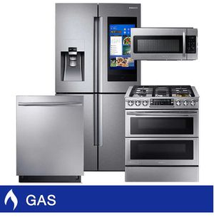 Brand New In Box Samsung Appliance Package - Available for Sale in Houston, TX