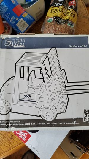 Systems material handling co. Sym100 toy forklift nib for Sale in La Mirada, CA