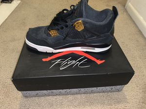 "Jordan 4 Retro ""Royalty"" Size 9 for Sale in Springfield, VA"