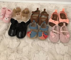 Newborn Shoes for Sale in Fort Washington, MD