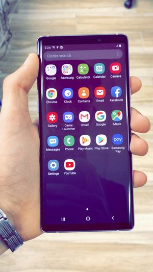 Galaxy Note 9 128GB Unlocked! (Verizon, T-Mobile, AT&T, Cricket, Metro!) for Sale in Pantego, TX