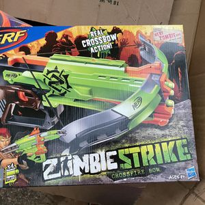 Nerf Guns Zombie Strike Crossfire Bow for Sale in Irvine, CA
