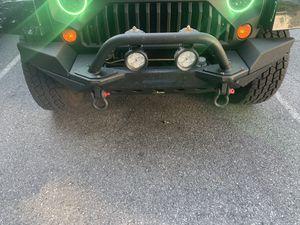 Smittybilt Wrangler Front Bumper for Sale in Lancaster, PA
