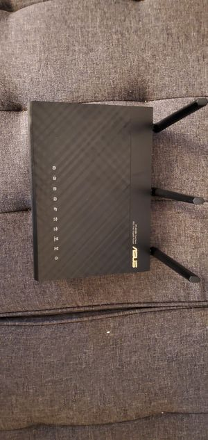 5GHz AC Wireless Router (ASUS RT-AC68U) for Sale in Rancho Cucamonga, CA