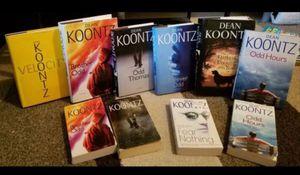 Dean Koontz Novels for Sale in Parlin, NJ