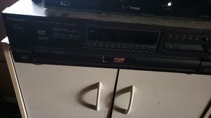 5 disc dvd player for Sale in Philadelphia, PA