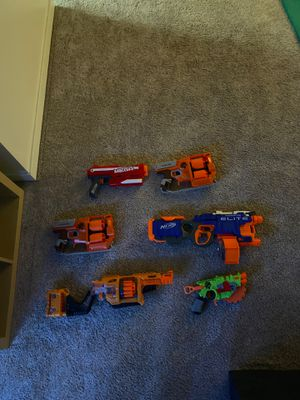 NERF GUNS FOR SALE for Sale in Portland, OR