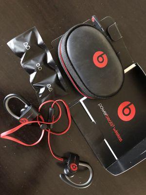 Power beats wireless headphones for Sale in Las Vegas, NV