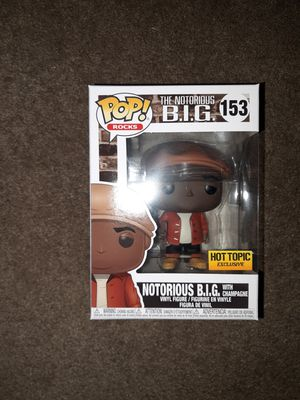 Funko Pop: The Notorious B.I.G for Sale in E RNCHO DMNGZ, CA