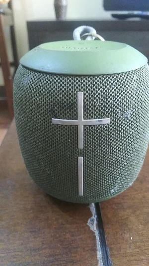 Ultimate ears Bluetooth speaker for Sale in Federal Way, WA