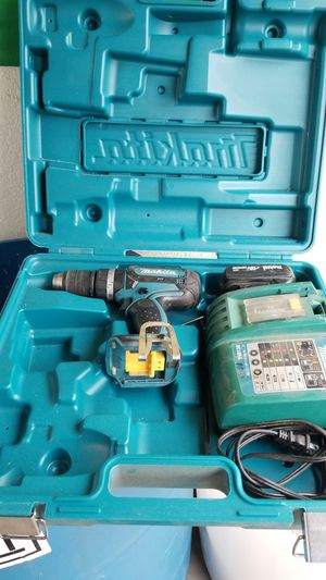 Makita Hammer Drill for Sale in Oakdale, CA