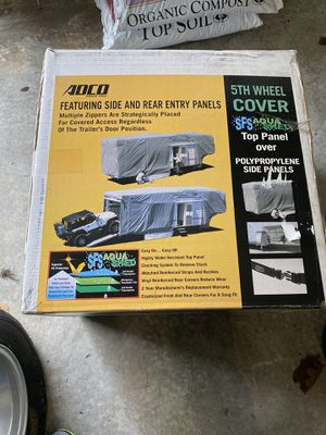 5th Wheel RV Cover for Sale in Everett, WA