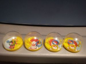 4 McDonald's toys for Sale in TWN N CNTRY, FL