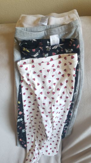 Girls sweatpants lot of 5 size 5t for Sale in Irvine, CA
