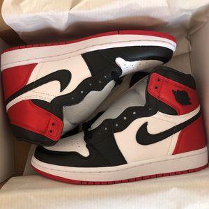 Jordan 1's Chicago Black. for Sale in Magnolia, NC