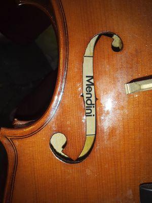 Violin mendini by cecilio just violin for Sale in Ocoee, FL