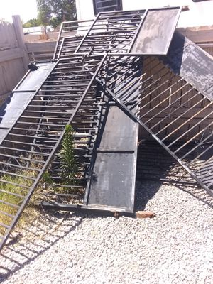 Rod iron fencing for Sale in Yuma, AZ