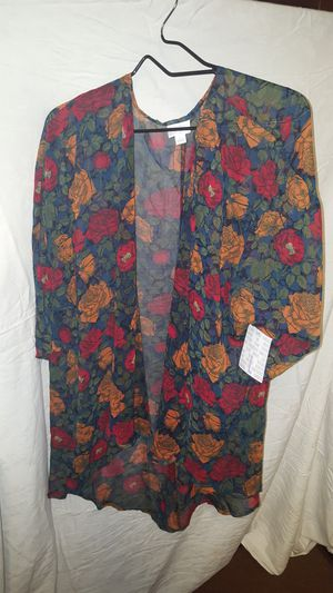 New With Tags Large Sheer Kimono Cardigan for Sale in Puyallup, WA