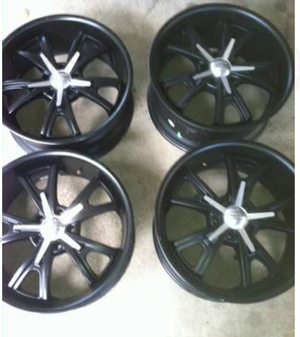 20 inch rims chevy 5x120 bolt pattern for Sale in Lockhart, FL