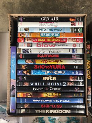 Movies $1 each for Sale in Gresham, OR