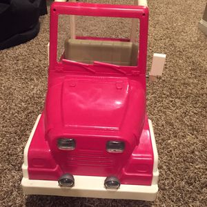 American Girl Doll Jeep for Sale in Macomb, MI