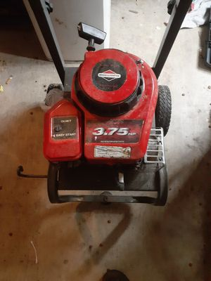 Pressure washer for Sale in Hill Country Village, TX