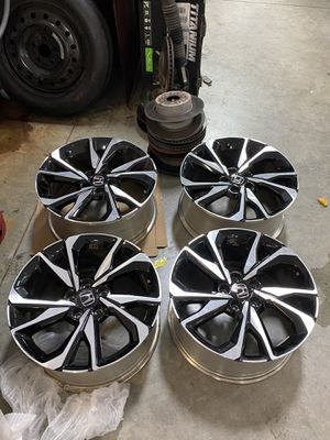 2017-2019 Factory OEM Civic Si 18 inch Wheels for Sale in Gulf Stream, FL